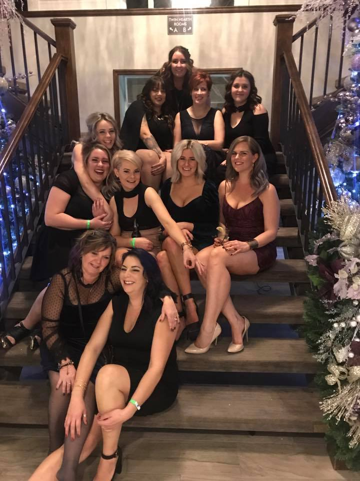 Staff Christmas Party 2017